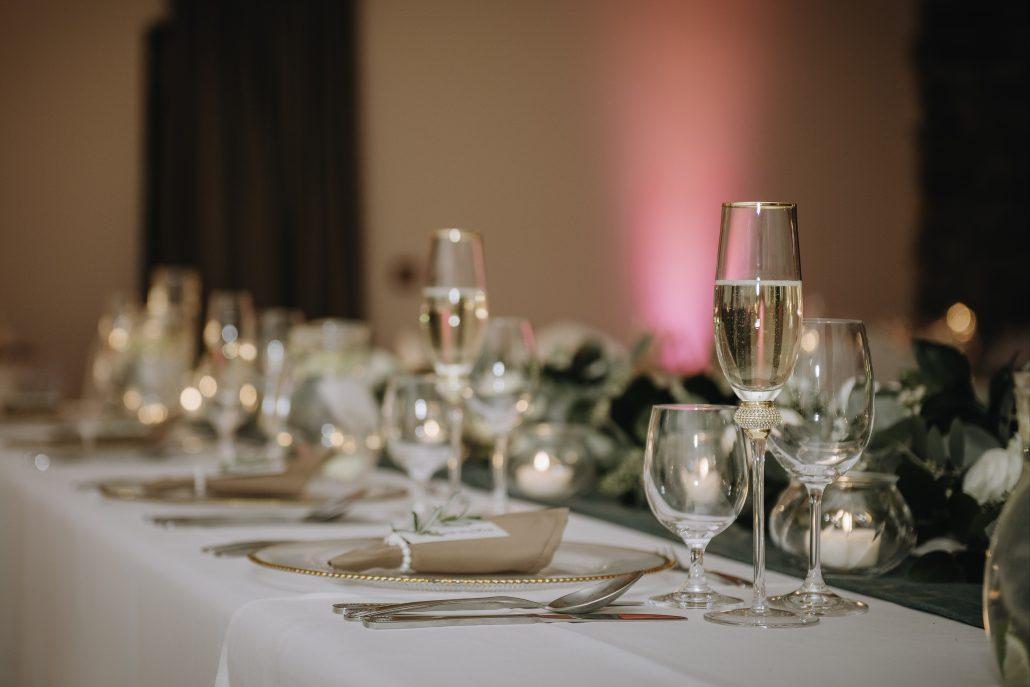 Detail na svadobnú výdzobu stola od svadobnej agentúry Endless.