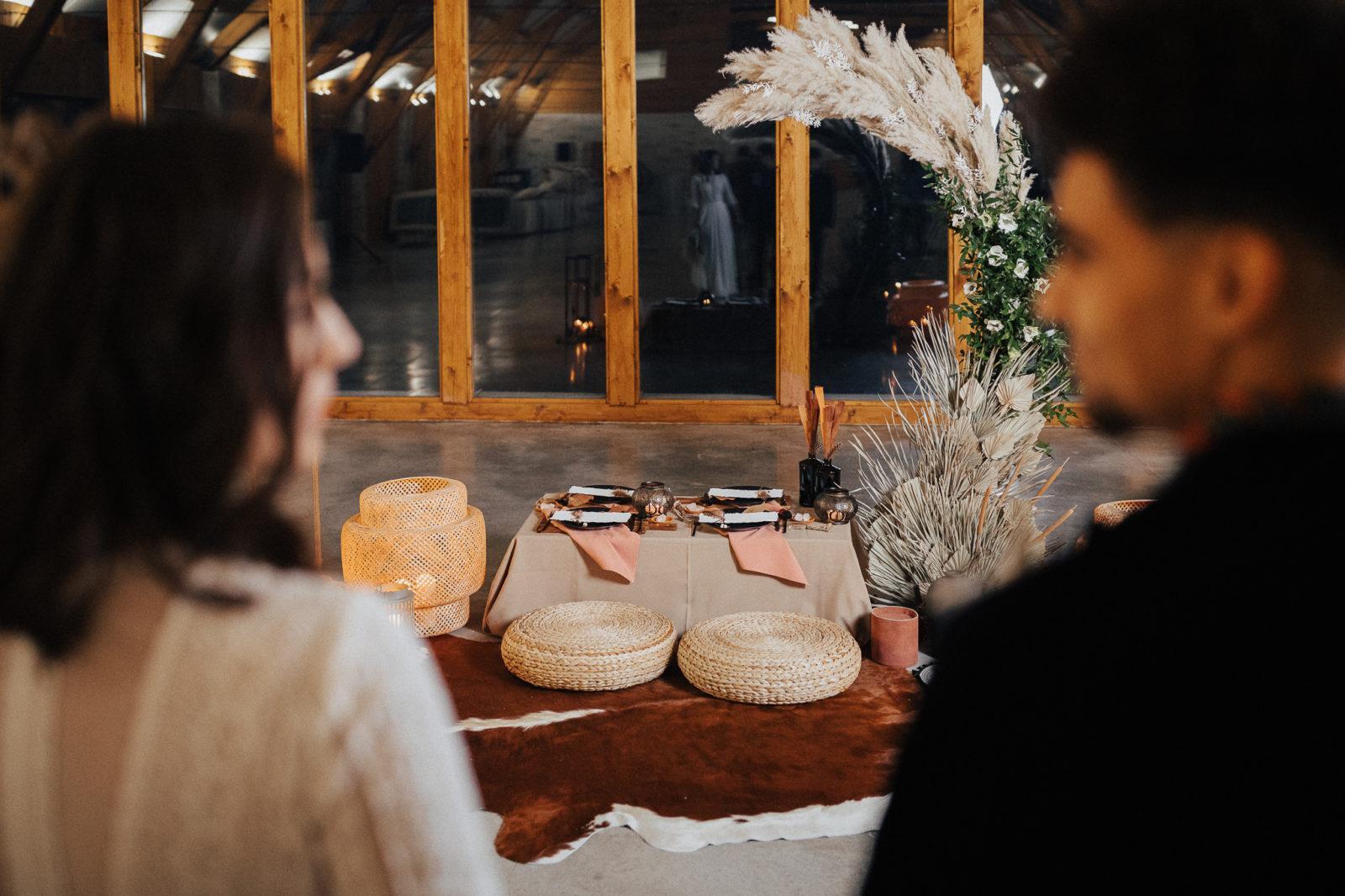 Svadba v štýle BOHO v Stodola Pohanské