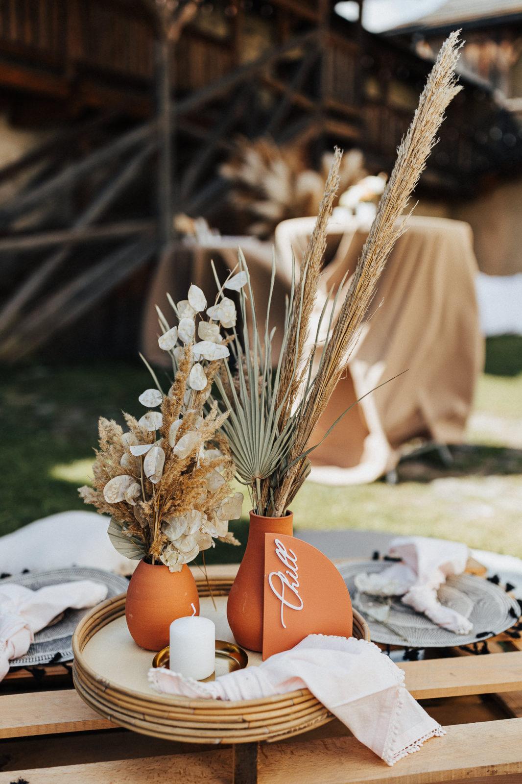 svadobná relax zóna od Madelaine a Príbeh svadby