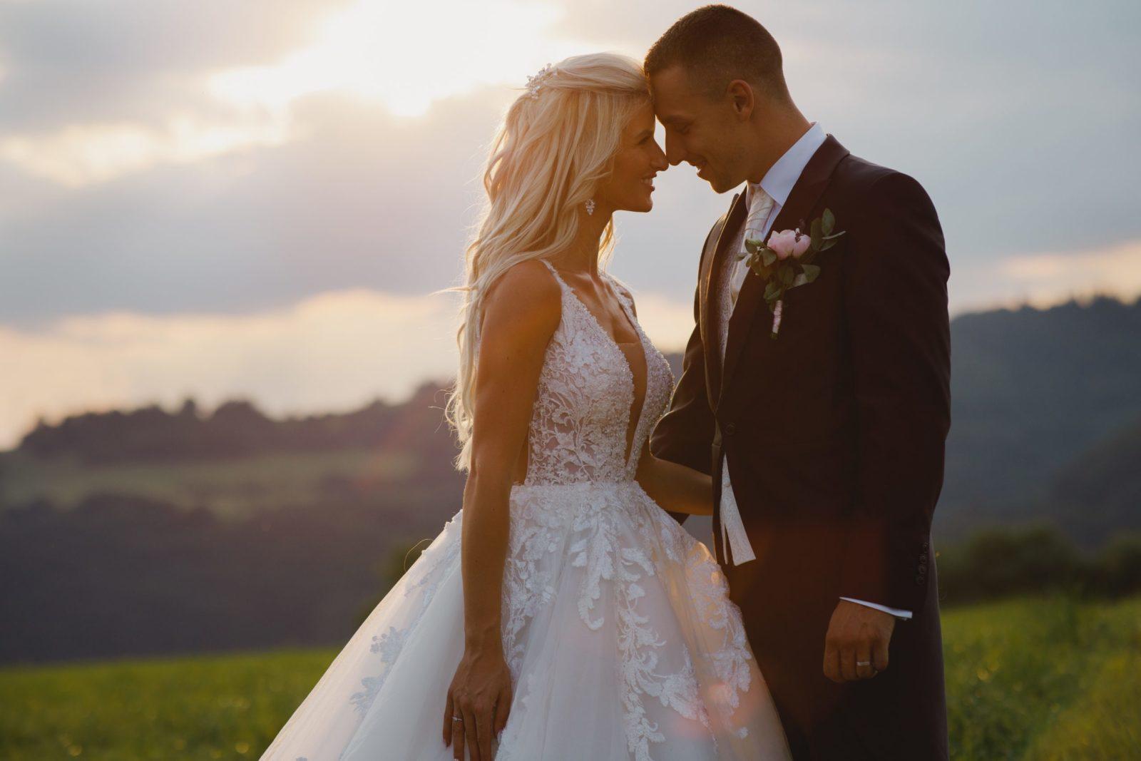 svadba nevesta a ženích