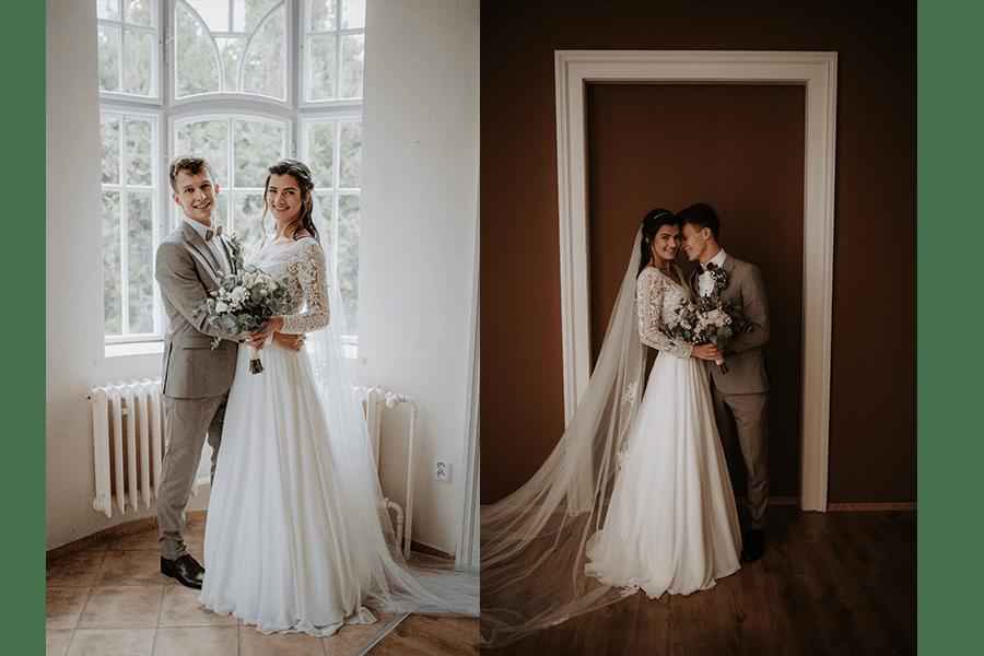 svadobné fotografie v interiéri