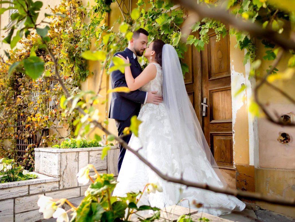 svadobný závoj so swarowski kryštálmi štvormetrový