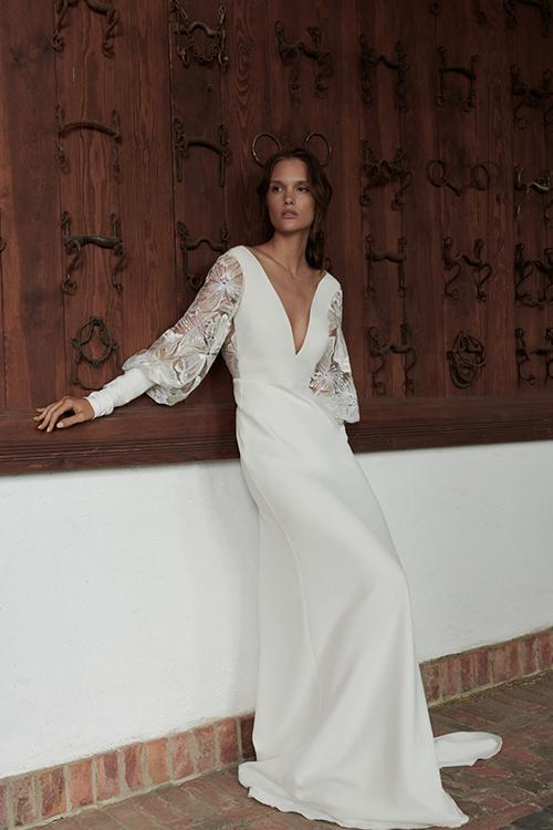 Anna kara svadobné šaty Tissaia - salón lulu a Anna