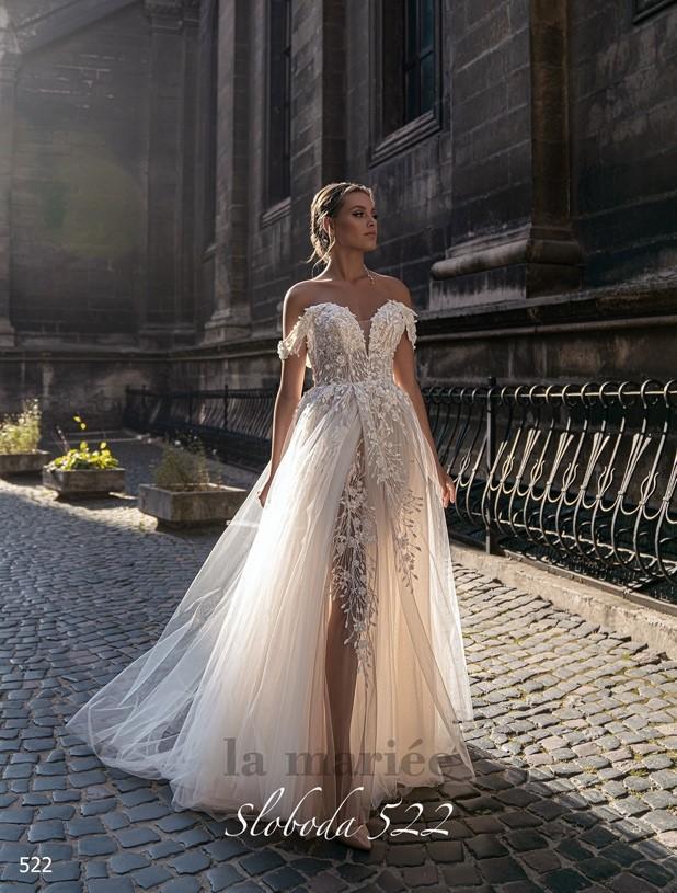 letné svadobné šaty -Svadobný salón La Mariée