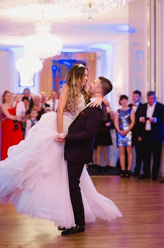 tanec na svadbe