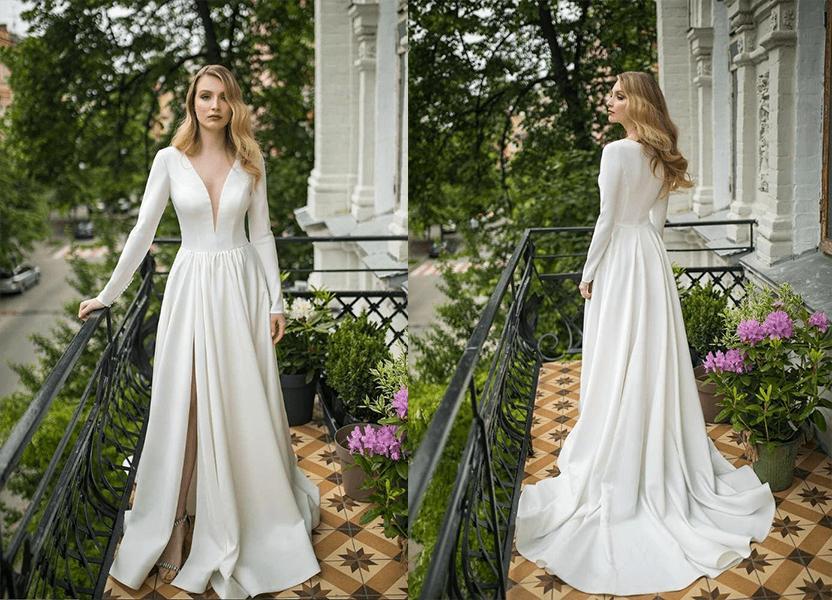 Madam oui svadobné šaty Megan