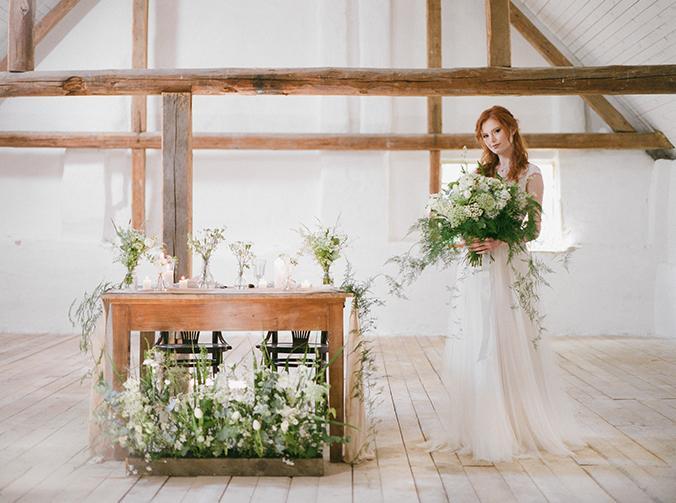 plánovanie svadby - svadobná výzdoba od Tali flowers