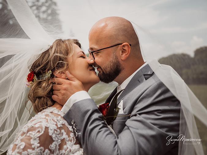 svadobné fotenie s fotografkou Zuzanou Minarovičovou